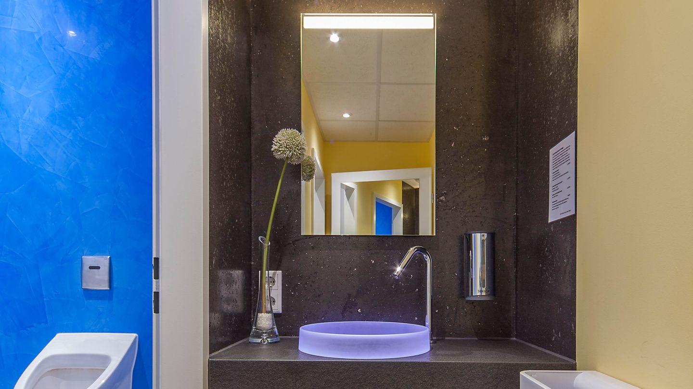 Einblicke In Die Badezimmer Ausstellung Im Raum Der Elemente Augsburg