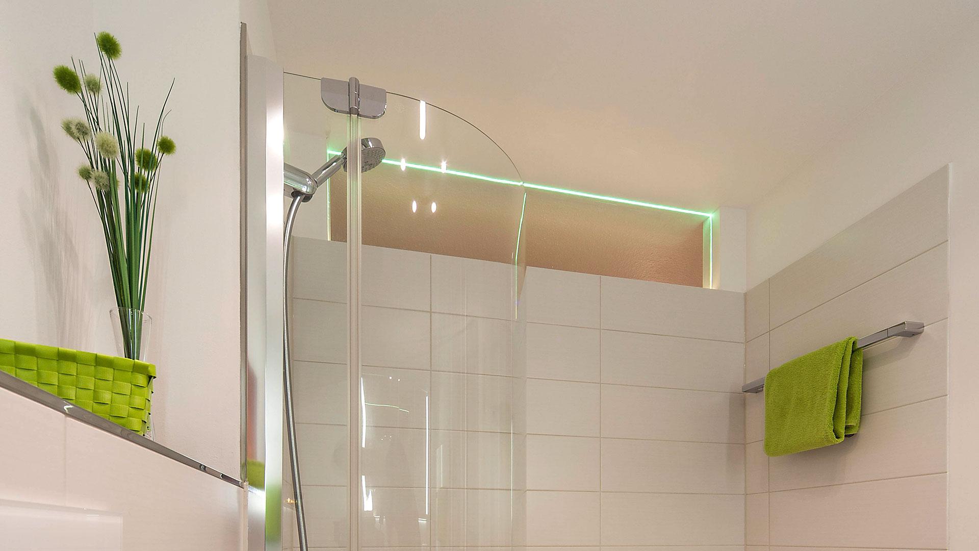 Funktionales Bad mit trendigem Oberlicht   Zitzelsberger GmbH
