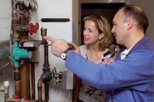 Erklärung hydraulischer Abgleich durch Kundendienst Zitzelsberger GmbH