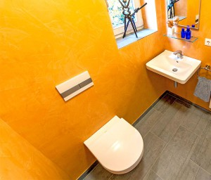 Gäste WC ohne Fliesen Zitzelsberger GmbH