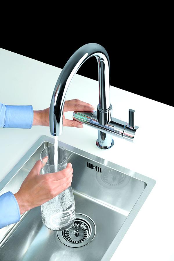 Wasser aus dem Hahn ohne Kisten schleppen Zitzelsberger GmbH