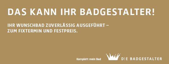 Badgestalter Zitzelsberger Augsburg. Bad Zum Festpreis Zitzelsberger  Augsburg