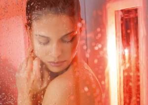 Zitzelsberger bringt wellness in Ihr Bad hier die unvergleichliche Wärme des Infrarotlichts