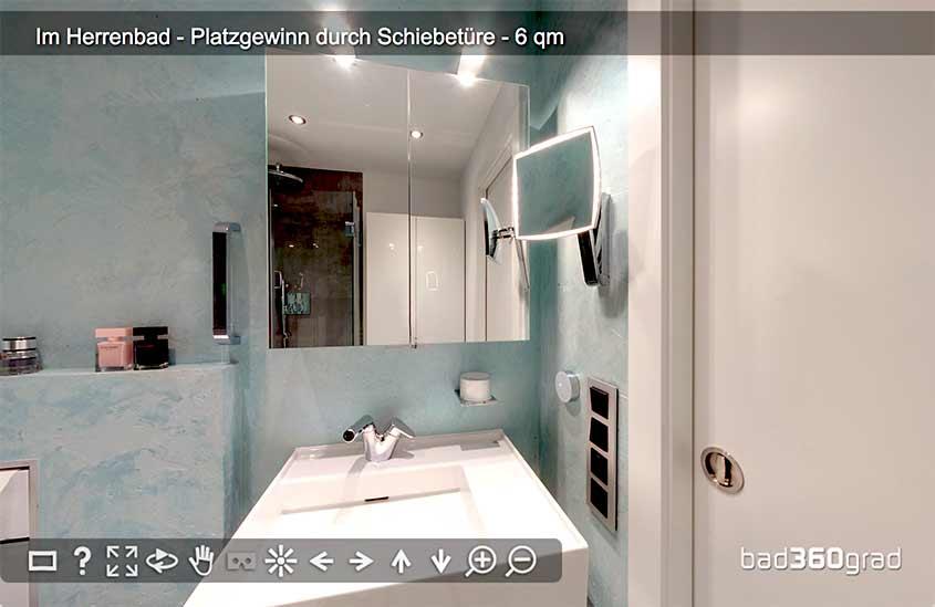 Ein Herrenbad von Zitzelsberger 360-Grad Vorschau