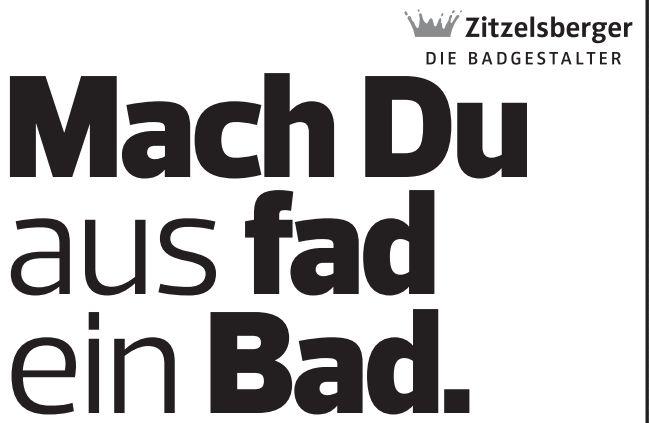Badgestalter Badverkäufer Zitzelsberger Augsburg