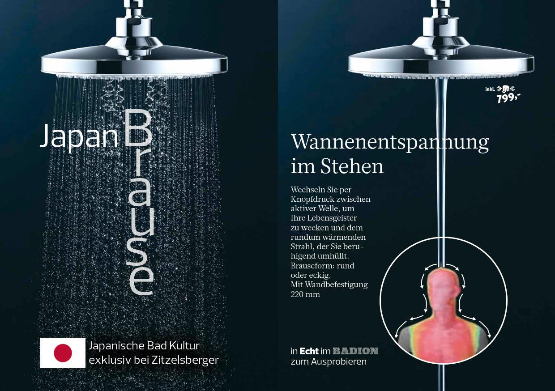 japan-dusche Zitzelsberger Augsburg