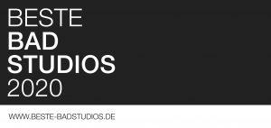 Auszeichnung Beste Badstudios Zitzelsberger Augsburg