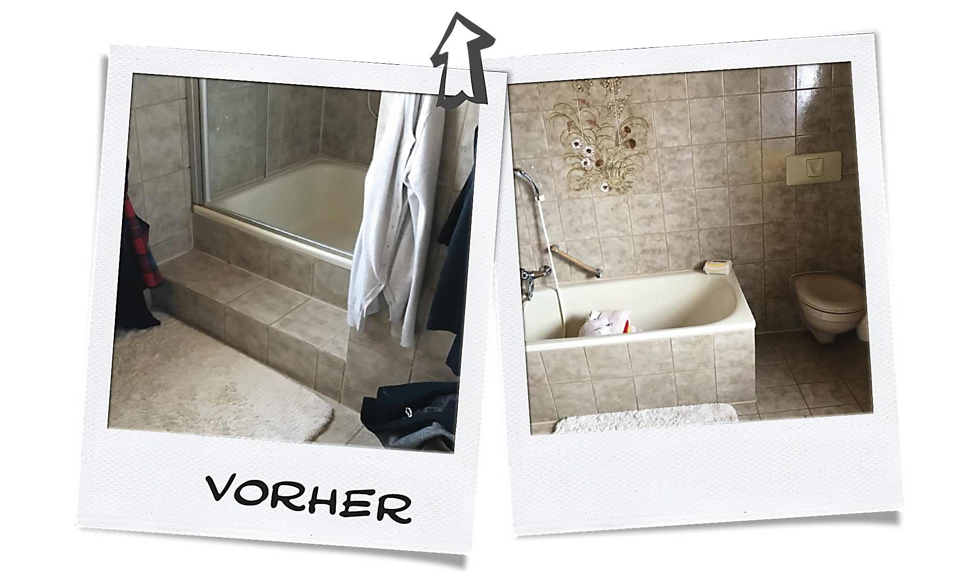 Badezimmer nach Valser Therme von Zitzelsberger